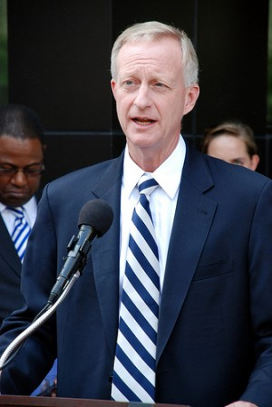 Councilmember Jack Evans agrees with parents in his ward who want to bring Pope back.