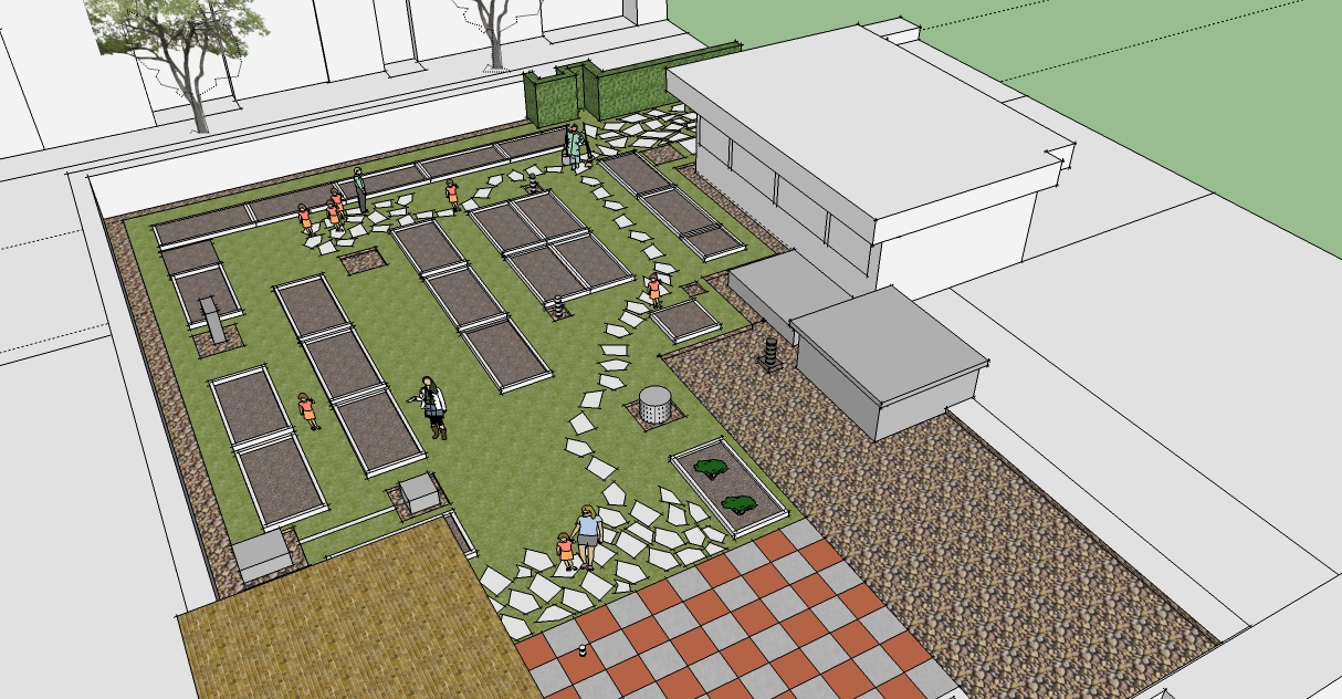 Dc Charity Develops Large Rooftop Garden To Serve The City Smart
