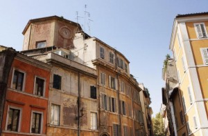 One of the first ghettos dates back to 1555 in Rome, Italy. Pope IV decreed all Jews must live in this confined area.